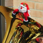 Tuba Christmas should get you in the spirit