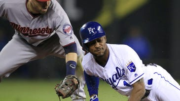 Royals beat Twins, but are eliminated from postseason