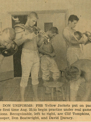 """This clipping from """"The Yellow Jacket,"""" the Florida"""