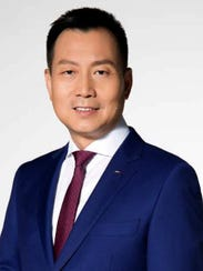 Henry Li is vice president, marketing and sales, Ford