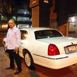 Taxi driver Sunny Rruka has been his own boss for more than 10 years. After purchasing a car and commercial insurance, he's driven thousands of miles transporting tourists and locals around the Phoenix metro area.