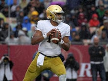 DeShone Kizer slips out of first round of NFL draft