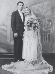 John and Ann Betar eloped on November 25th, 1932.