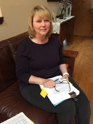 Norma Hatfield said she plans to keep up the fight for Kinship Care.