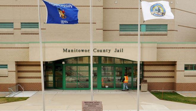 The Manitowoc County Jail is inside the Manitowoc County Sheriff's Office building.