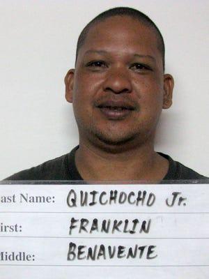 Franklin Benavente Quichocho Jr.