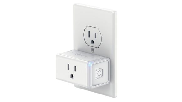 TP-Link Smart Plug Mini is just as smart as the full-size version, but more compact.