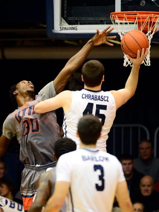NCAA Basketball: Tenn-Martin at Butler