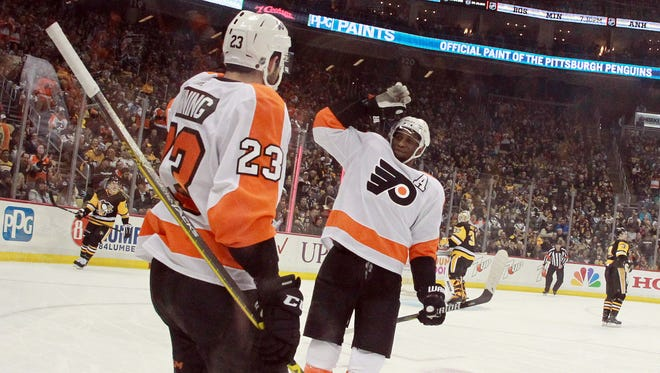 Even though precious few are giving them a chance in the series, the Flyers are confident heading into a matchup against the two-time defending champions.