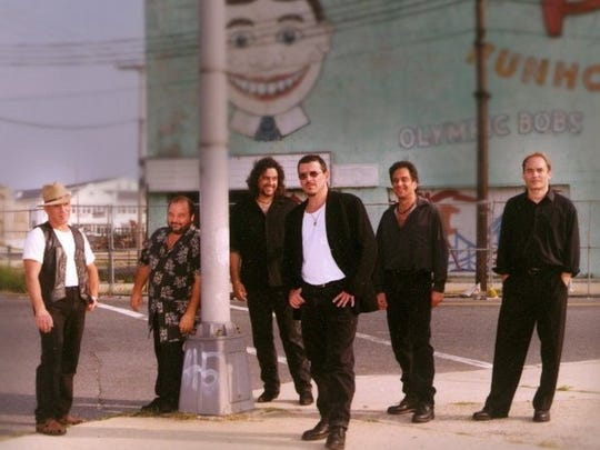 The B -Street Band will play a free concert on Aug. 27 on the Woodbridge High School lawn as part of the Mayor's Summer Concert Series.