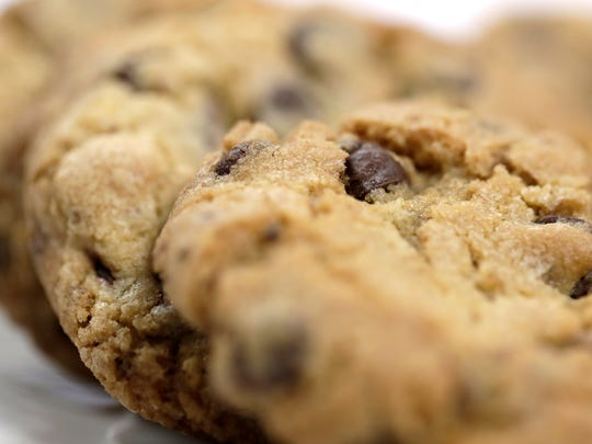 Brown Butter Double Chocolate Chip Cookies
