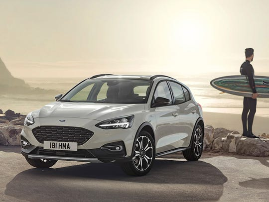 Ford today introduces the all-new Focus car for global