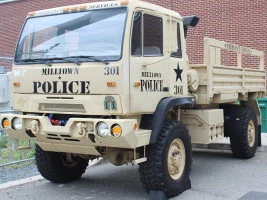 Milltown cargo truck