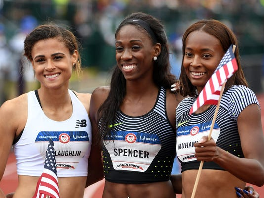 USP TRACK AND FIELD: 2016 U.S. OLYMPIC TEAM TRIALS S ATH USA OR