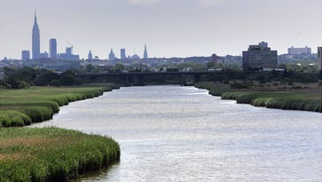 Cleanup plan for highly contaminated creek near MetLife Stadium inches forward
