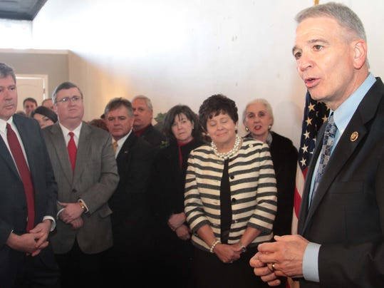 U.S. Rep. Ralph Abraham Opens District Office