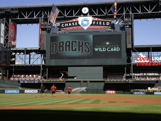 Colorado vs Arizona NL Wild Card Game 2017