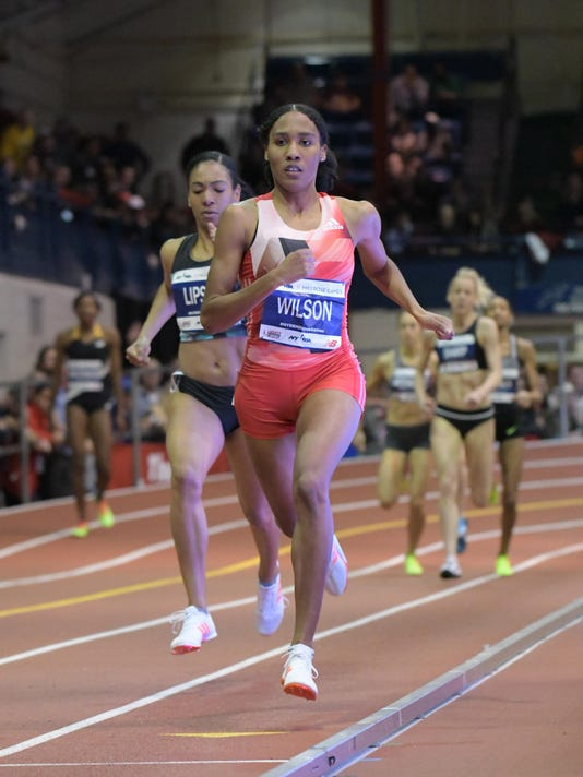 Track and Field: 110th Millrose Games