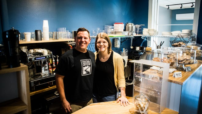 Nestled along West Market Street in Jonestown, Swatara Coffee Co. is a new coffee shop set to open on Nov. 4.