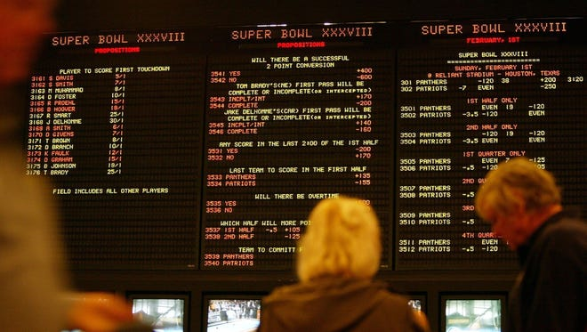Monmouth Park plans to take advantage of a favorable ruling from the Supreme Court to bring sports betting to the track.  AP Monmouth Park is expecting a favorable ruling from the Supreme Court to bring sports betting to the track. But if not, it has a backup plan.