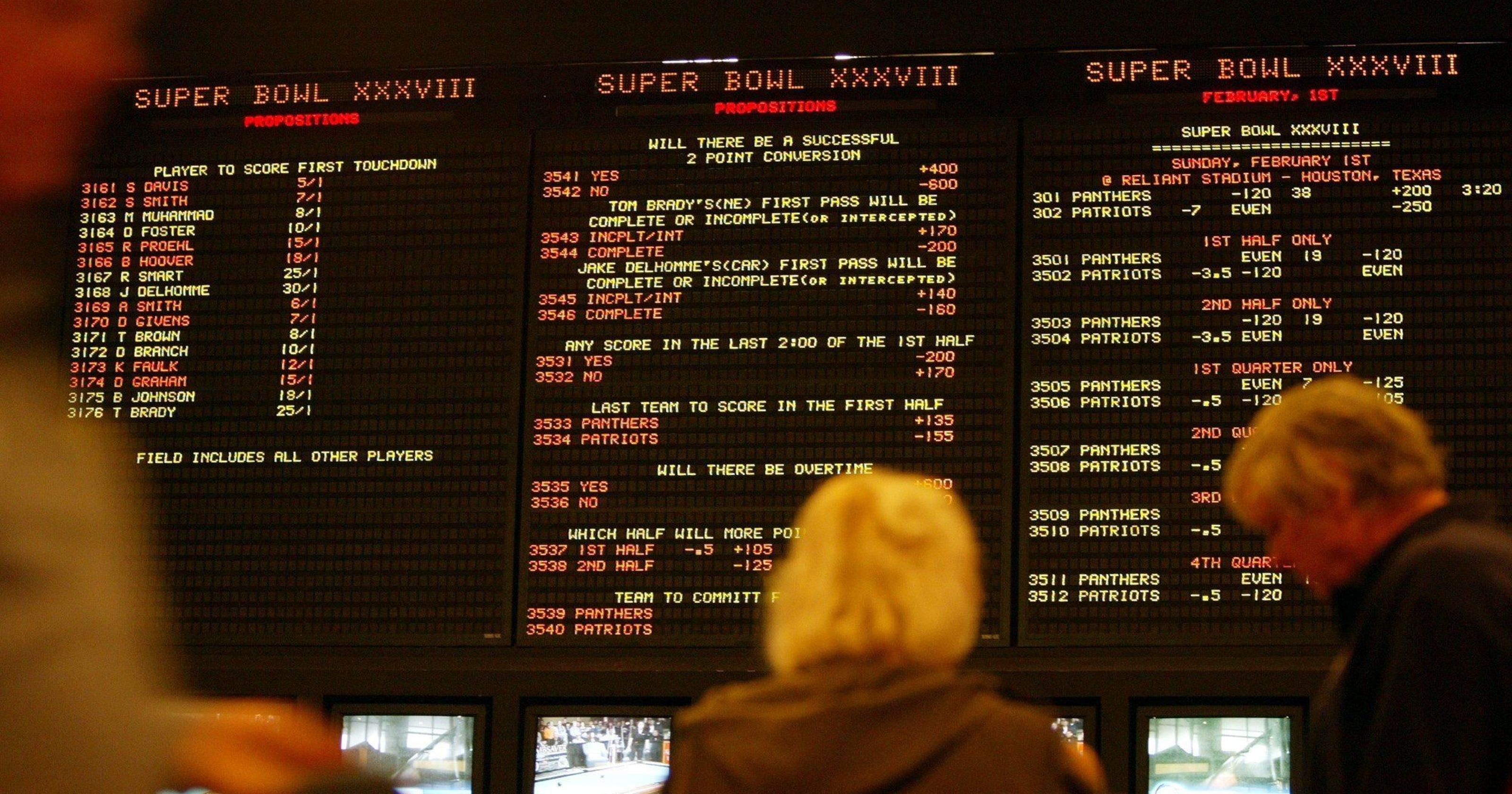 NJ sports betting: Regulations bill clears first hurdles