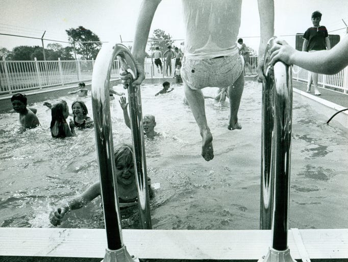 A Look Back Camden Swimming Pools 1970 1983