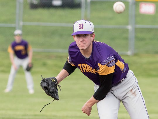 Zane Trace defeated Unioto 6-3 Monday night at Zane Trace High School.