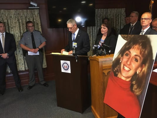 Teacher Killing Cold Case