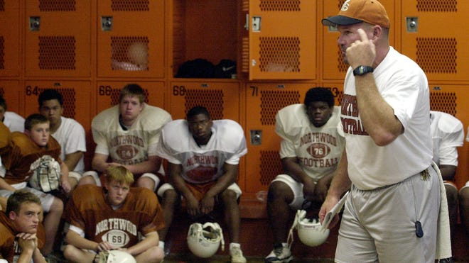 Former Northwood and Airline coach Chuck Dupree returned to lead alma mater North Caddo  The Times file photo