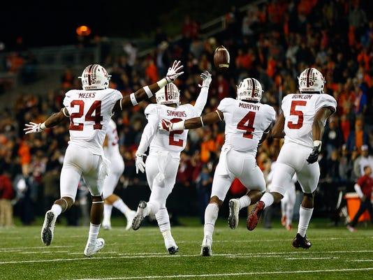 Stanford v Oregon State