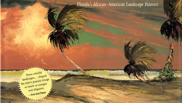 Gary Monroe will present a program about Florida's iconic landscape artists, The Highwaymen, who he inducted into the Florida Artists' Hall of fame.