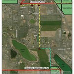 This Colorado Front Range Trail segment between Fort Collins and Loveland is funded by two state grants.