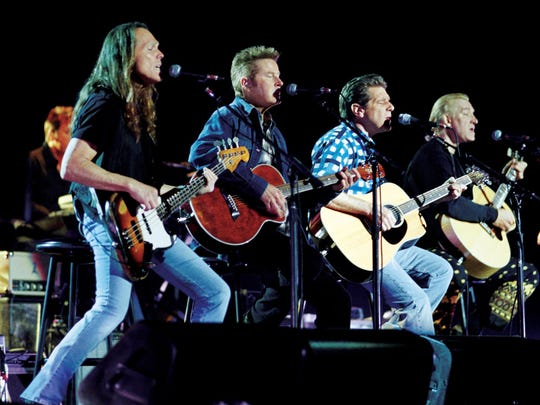 The surviving members of the Eagles will join with