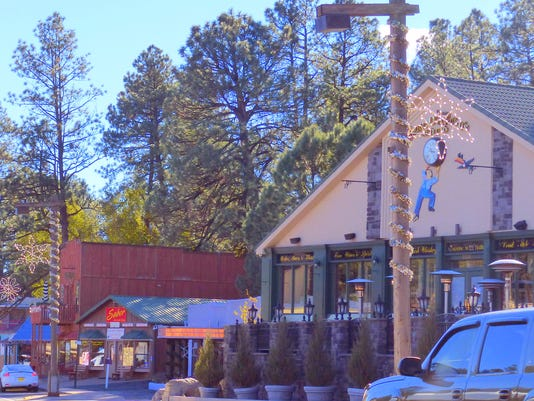 holiday decorations ruidoso