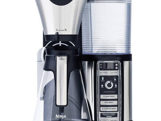 The Ninja Coffee Bar System lets you make coffee any way you like it, without the wasteful pods.