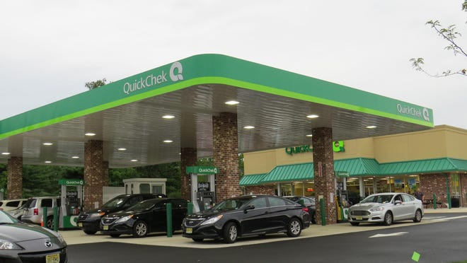 The Mt. Arlington QuickChek was moved to add a gas station among other features.
