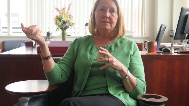 Michigan Department of Environmental Quality Director Heidi Grether