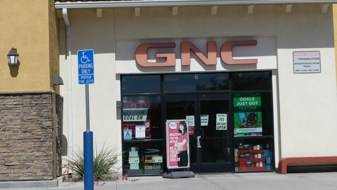 Three General Nutrition Centers in the Victor Valley were not listed among store closures after the vitamin and nutrition company recently filed for bankruptcy and announced the shuttering of up to 1,200 locations.