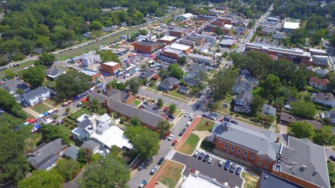 Clayton in Johnston County is one of the fastest-growing small towns in North Carolina. The town, which is benefiting from the Triangle's booming economy, saw its population jump nearly 53% last decade.