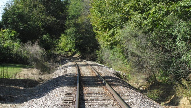 This stretch of railroad tracks is where multiple people have claimed to see not one, but two ghosts.