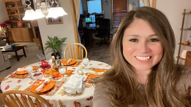 The Thanksgiving Table (November 2020)