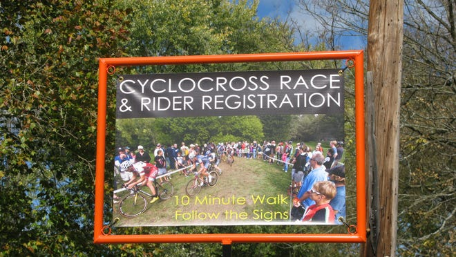 The Cyclo-cross race at Ellison Park during Oct. 11 and 12, 2014.