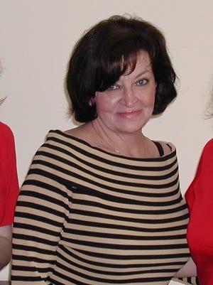 Deborah Poland on Mother's Day in 2002.