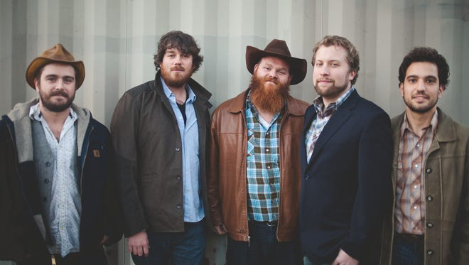 Left Coast Country is a Portland bluegrass/newgrass band.