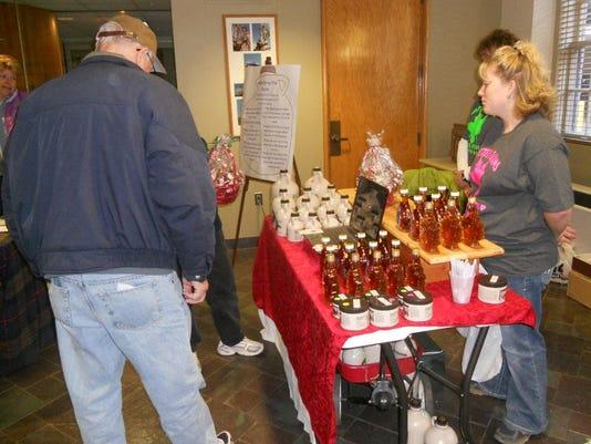 2013 Corning Winter farmers market