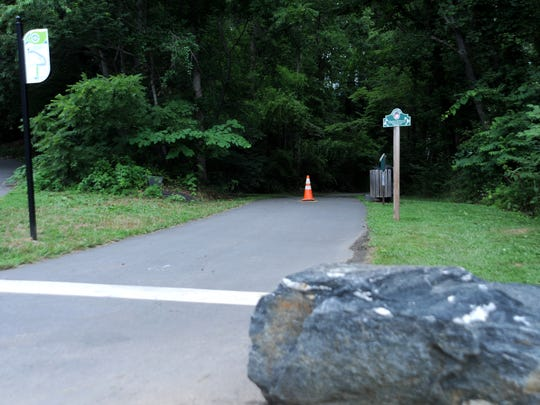 Once phase two of the Riverwalk greenway is complete