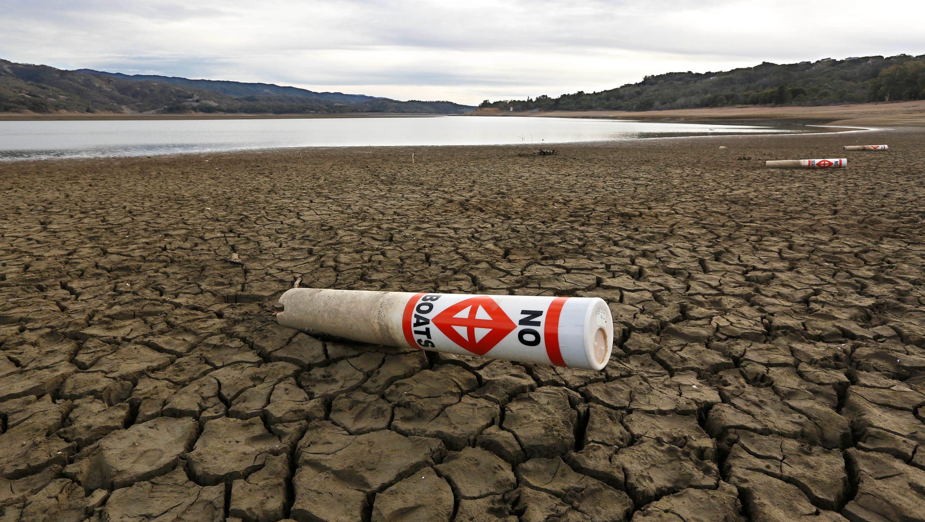 Megadrought May Plague Parts Of Usa