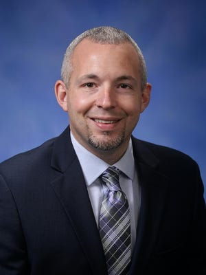 Rep. Jason Wentworth, R-Claire, has been selected as the next speaker for the Michigan House of Representatives.