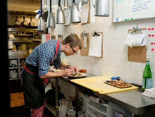Chef Hugh Acheson, a former celebrity chef judge on