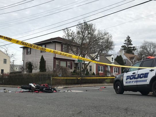 Motorcyclist seriously injured after crash for Yonkers honda service center